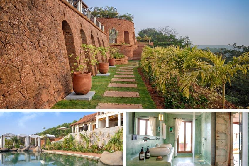 Villa Kanika, Gorkarna (India)