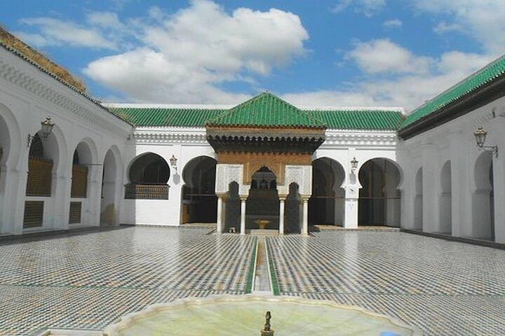 4. La plus grande mosquée d'Afrique du Nord