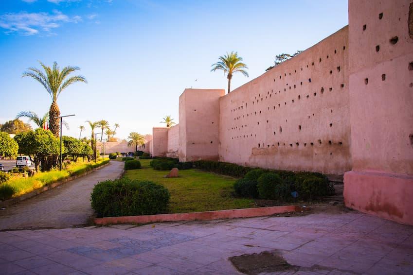 Le quartier de la Médina : l'hypercentre de la ville