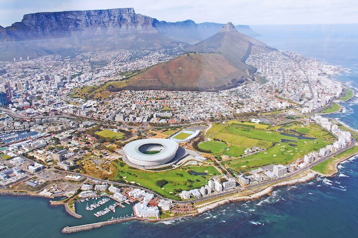 Guide to activities in Cape Town