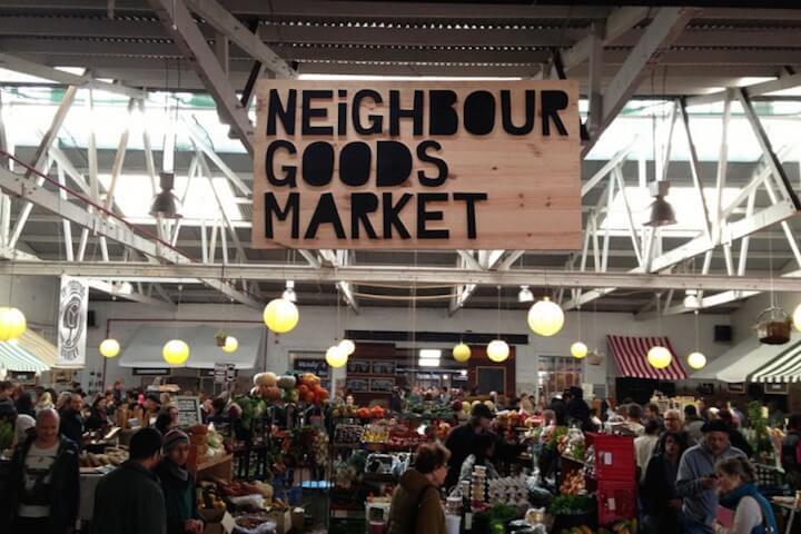 Flâner dans le Good Neighbours Market