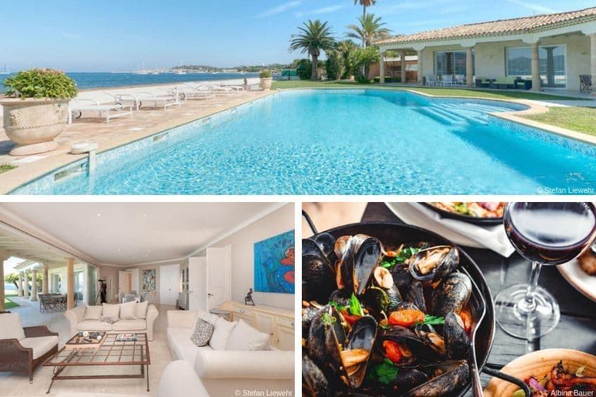 Villa Nolween, Saint-Tropez (France)