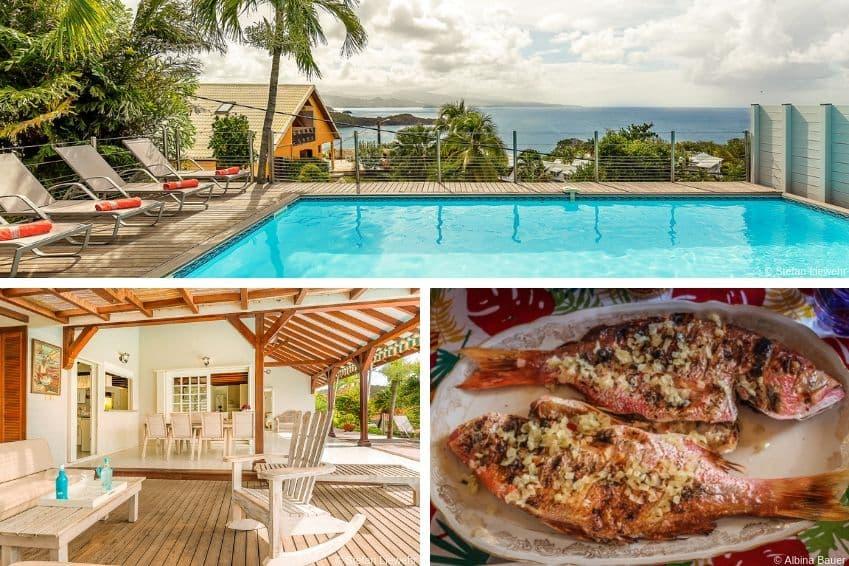 Sweet Caribbean House, La Trinité (Martinique)