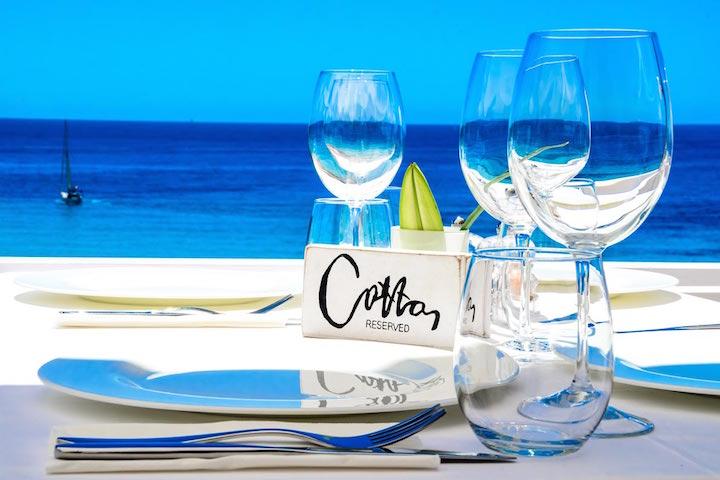 Cotton beach Club et sa vue spectaculaire