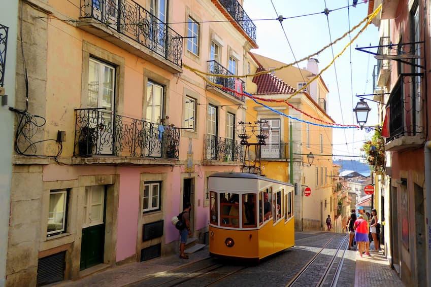 À Lisbonne