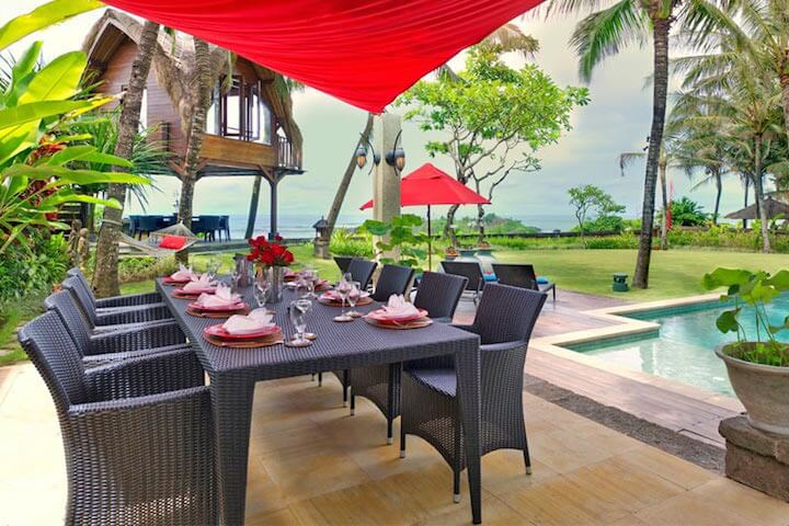 Exceptional villas for an unforgettable stay in Bali