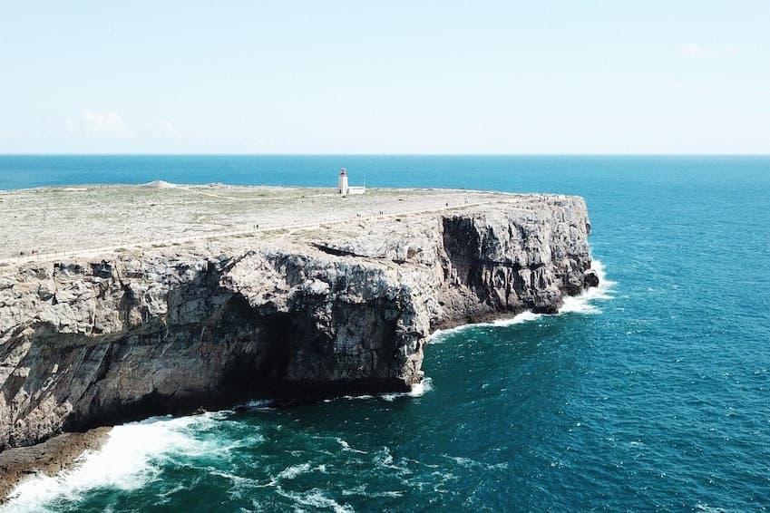 La vie marine de Cap Saint-Vincent