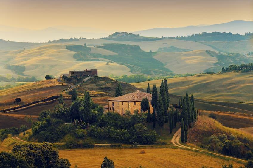 Assisi, la ville classée au patrimoine mondial de l'UNESCO