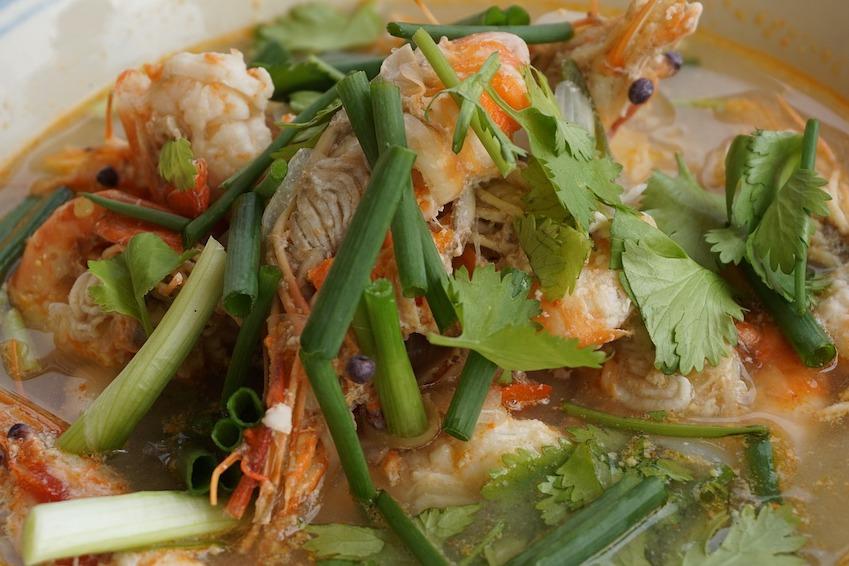 Thaïlande - Tom Yum Goong