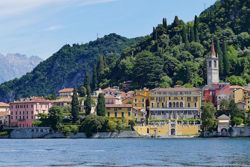 A popular holiday destination for celebrities