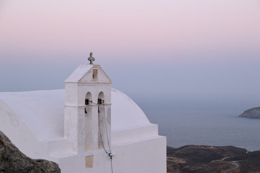 Quelques légendes sur les Cyclades