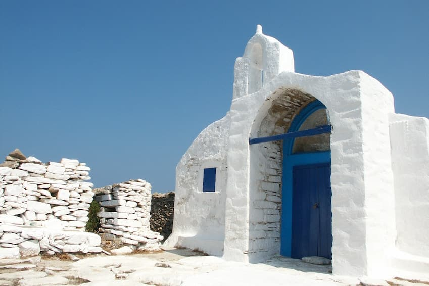 Amorgos, l'authentique