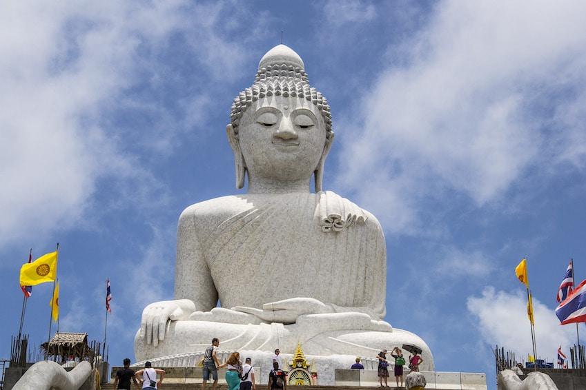 The Giant Buddha of Phuket