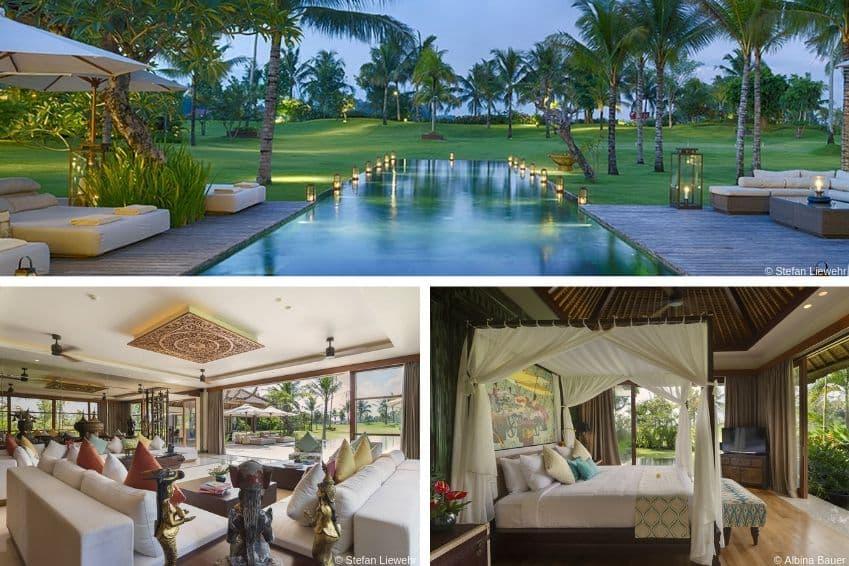 Le Kaba Kaba Estate, à Bali