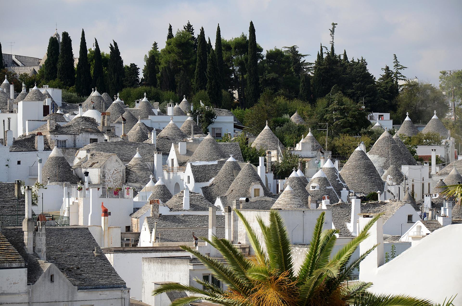 Des villes et un patrimoine authentiques