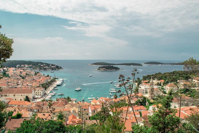 Hvar, Saint-Tropez Dalmatian