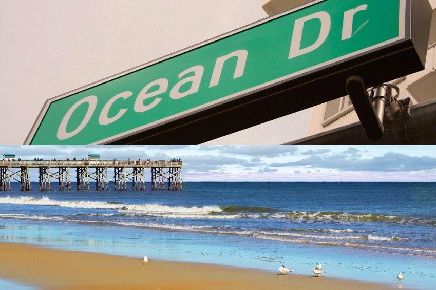 Miami's beach districts