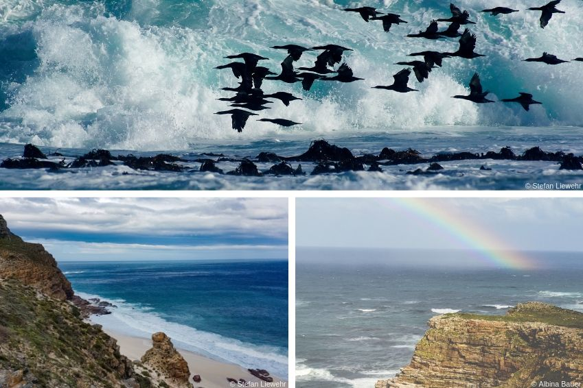 The end of the world at hand: the Cape of Good Hope