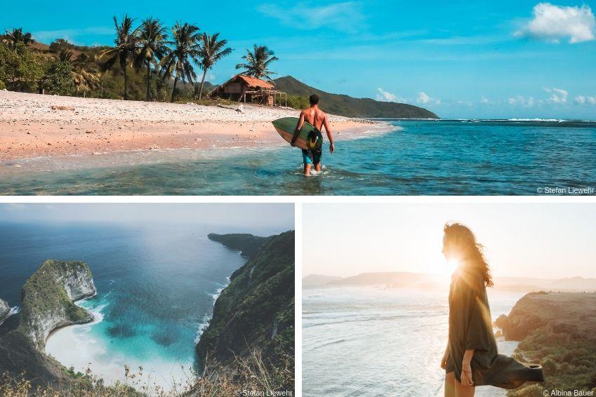 Des plages et une mer exceptionnelles
