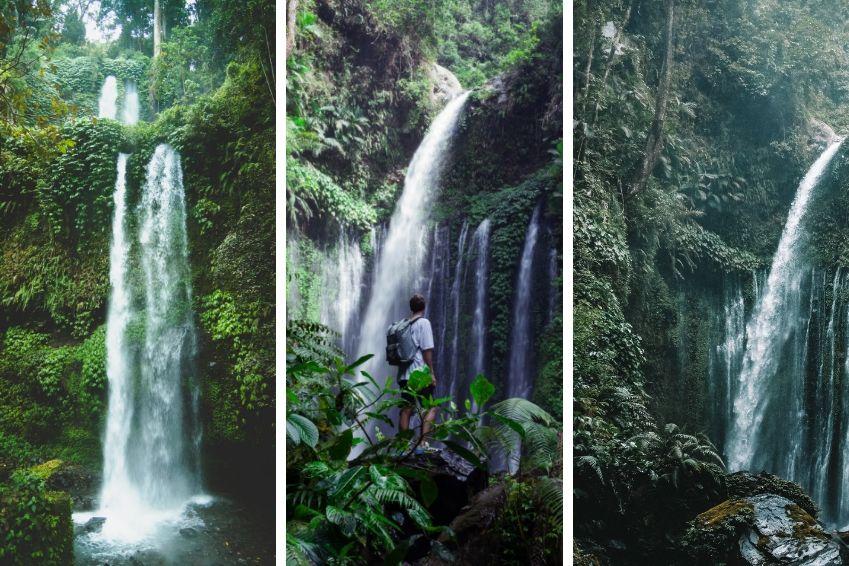Les prodigieuses cascades naturelles