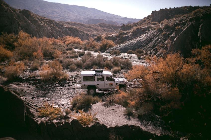 The secret desert of Europe - The Tabernas Desert