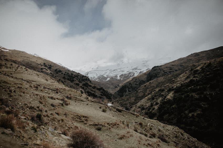 Mount Mulhacén