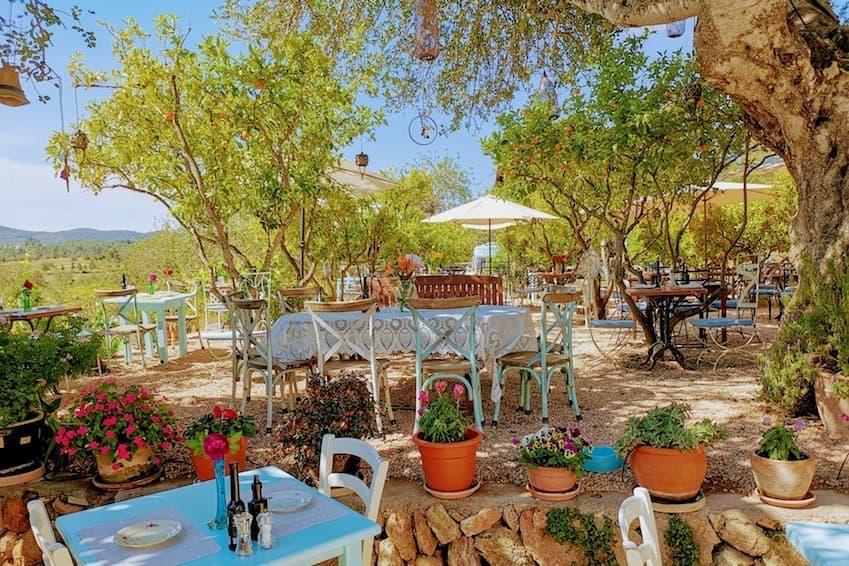 The hidden side of Ibiza