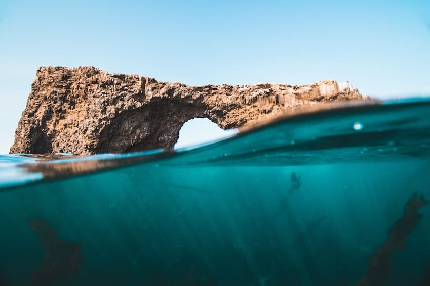 2 - Des fonds marins pour les plus aventureux :