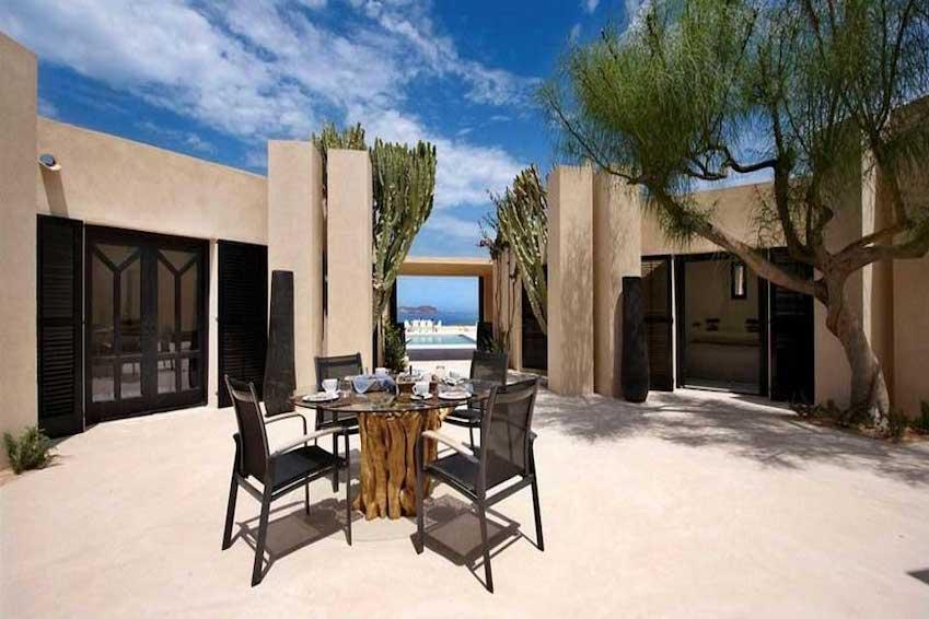 1. Ibiza's minimal fortress