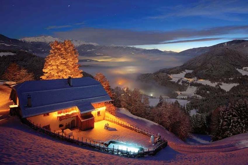 L'Italie sous la neige