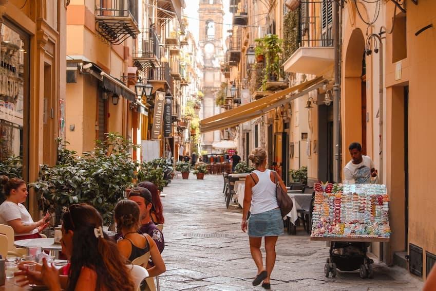 L'île tant convoitée : la Sicile