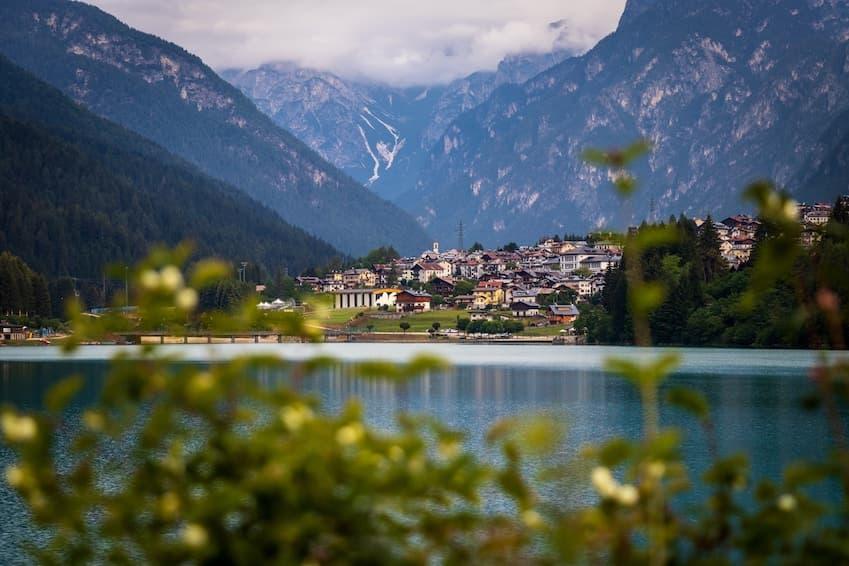 L'Italie et ses lacs