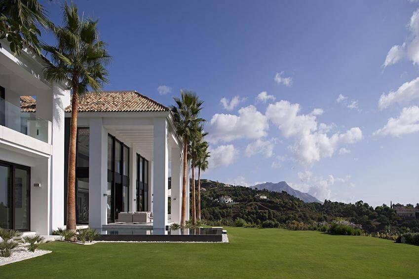 Villa Palo Alto, Spain