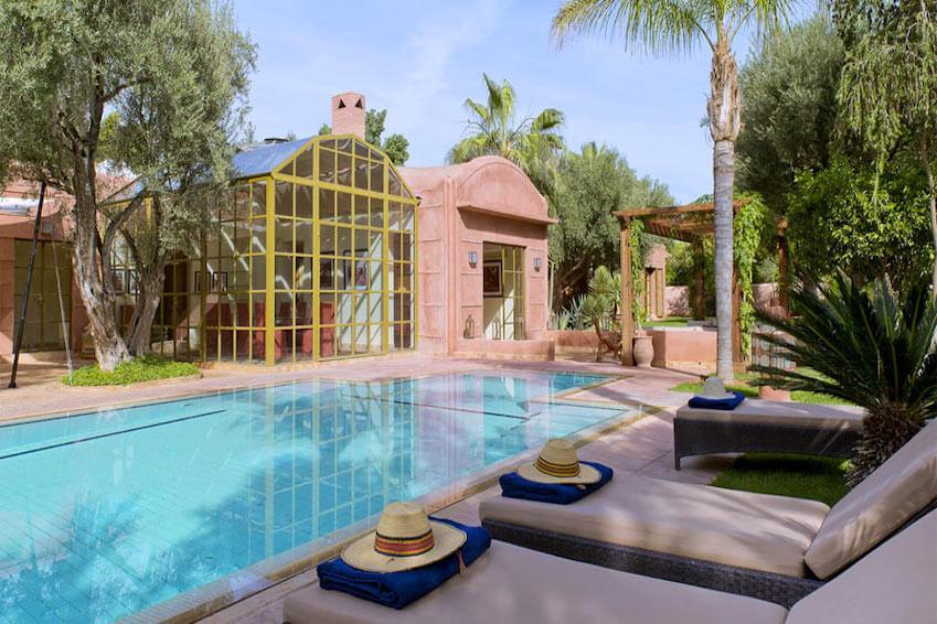 Villa Liz, Marrakech