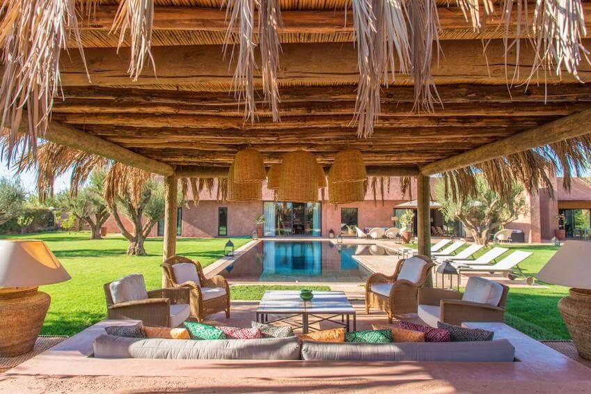 Villa Claire Royal Palm, Marrakech