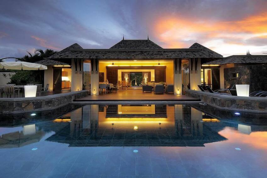 Villa Tarimpu, Mauritius