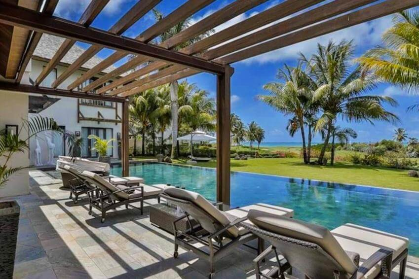 Villa Anahita Solaia Sun, Mauritius