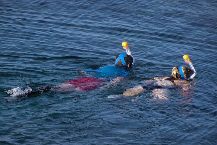 Pourquoi pratiquer le snorkeling ?