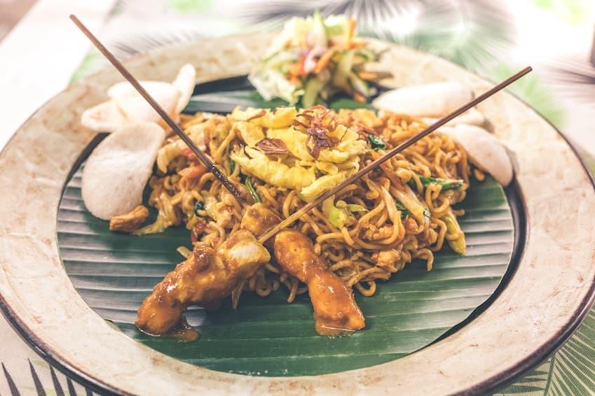 5 . Testez la gastronomie Indonésienne