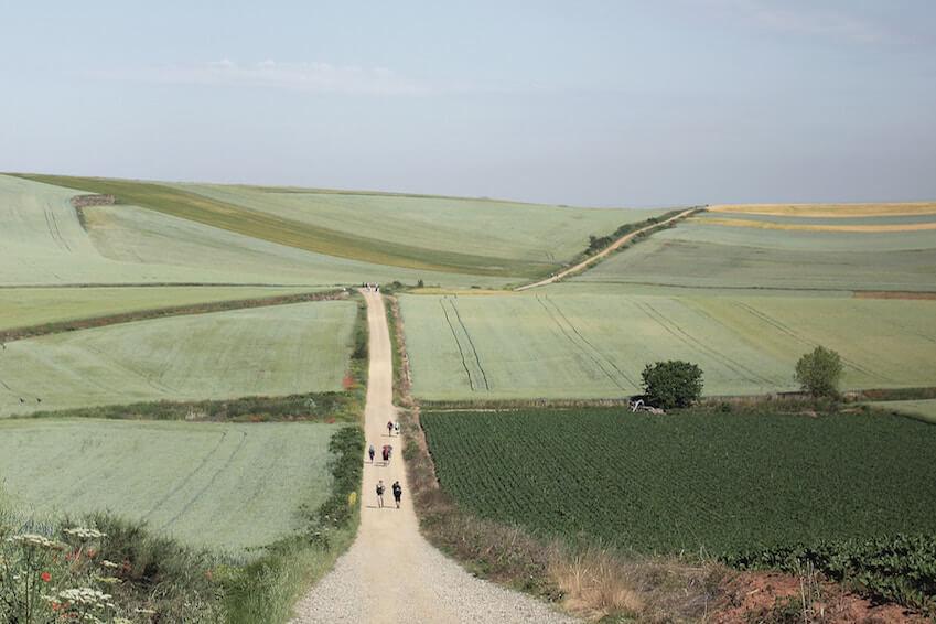 8) Hike the Camino de Santiago route