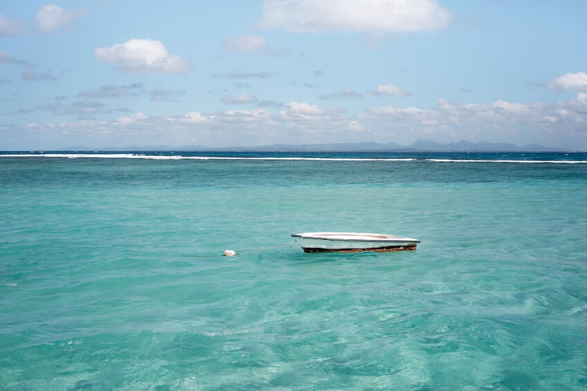 Paradisiacal stay in Mauritius with Colombe