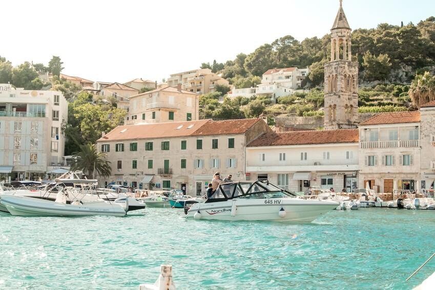 La splendeur de la Croatie émerge en popularité