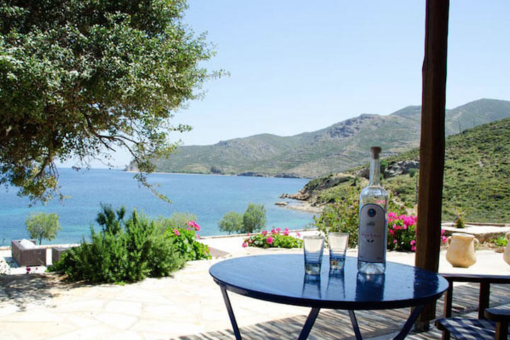 Patmos: a unique panorama and exceptional beaches