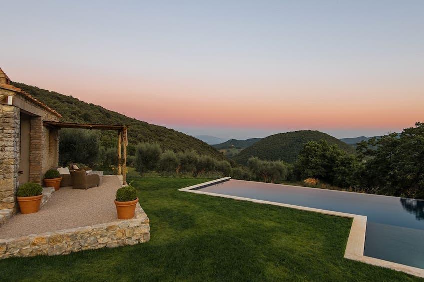 Villa Penna - Italie