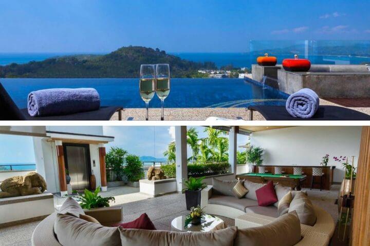 Villa Yanggy (Phuket - Thaïlande)