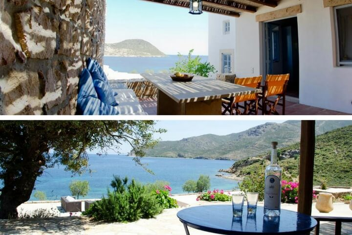 Villa Merion - (Patmos - Grèce)