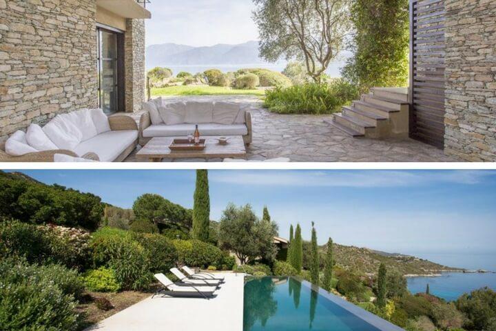 4. Villa Jasmin (Saint Florent - Corsica)