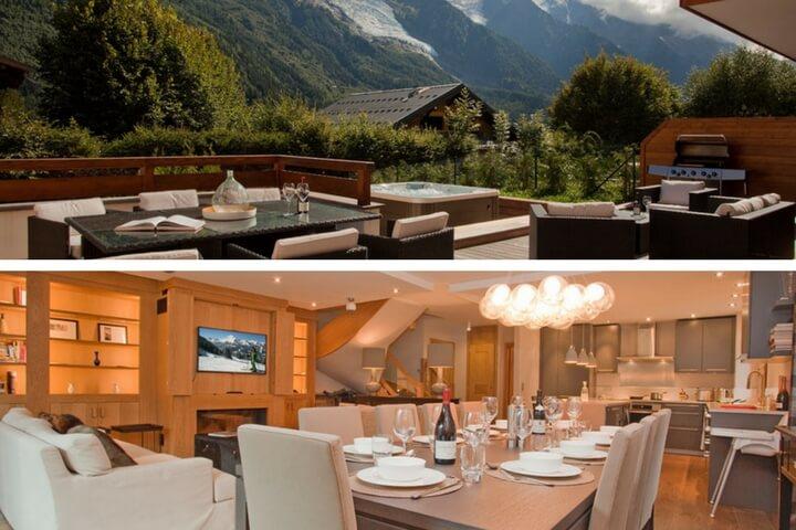 9. Chalet la Silène (Chamonix - France)