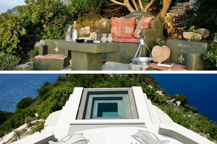 Villa Rose (Céphalonie - Grèce)