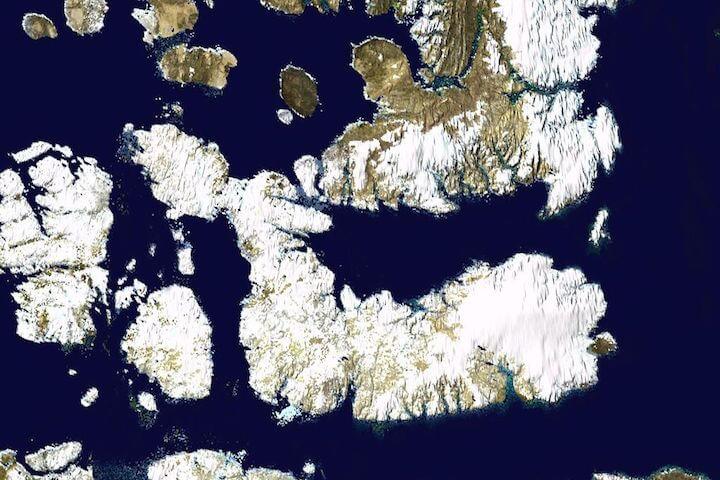 L'île Devon